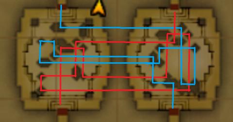 永遠の約束地下4階謎解き