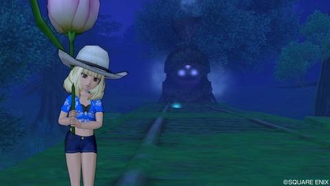 深き森の幽霊列車