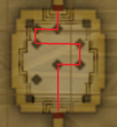 永遠の約束地下1階謎解き