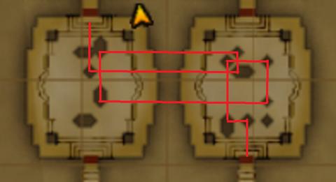 永遠の約束地下3階謎解き