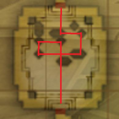 永遠の約束地下2階謎解き