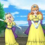 ローラ姫のドレスを装備してみました~