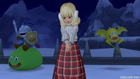 毛糸のセーターセット