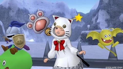 白猫セット・ウインク