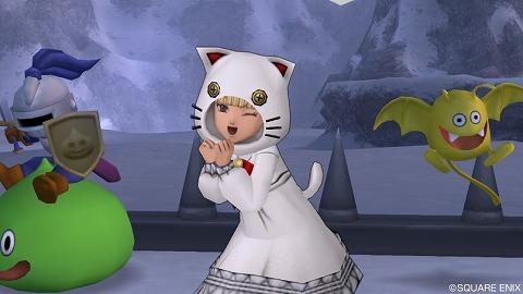 白猫セット・おねだり