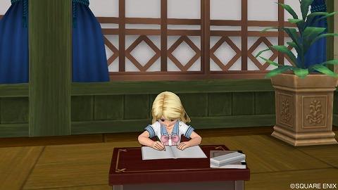 しぐさ・勉強する