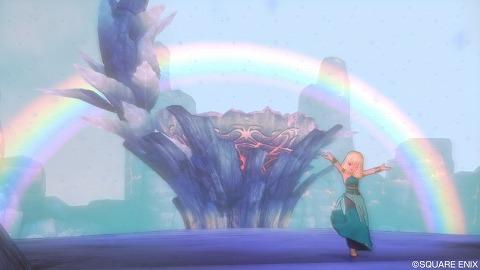 炎の秘蹟・虹