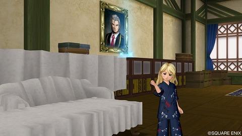 学園長の肖像画