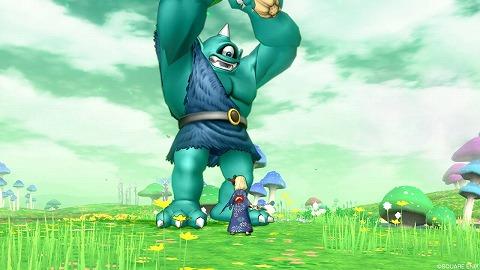 緑の巨人グリモア