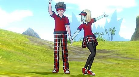 ゴルフ装備セット