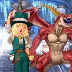 達人クエスト「圧勝のドラゴンガイア討伐!」をサポ攻略してきました