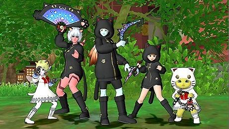 黒猫の武器