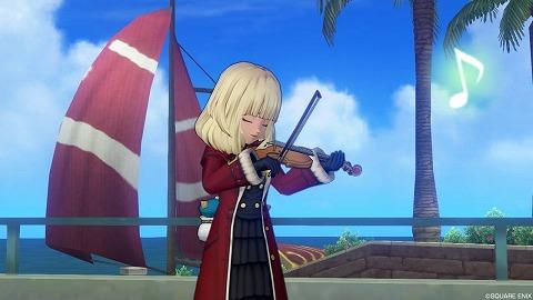 しぐさ書・ヴァイオリン