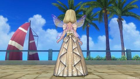 妖精の女王セット・後ろ