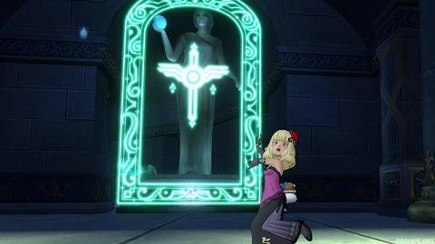 神儀の護堂女神像