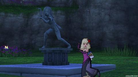 エルノーラの友情の彫像
