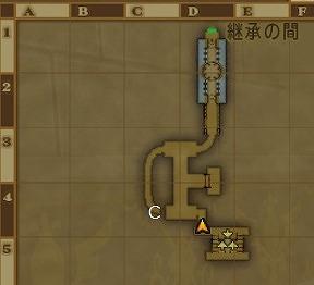 神儀の護堂地下1階
