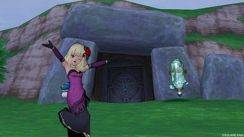 ドラクエ10・賢者の隠れ家