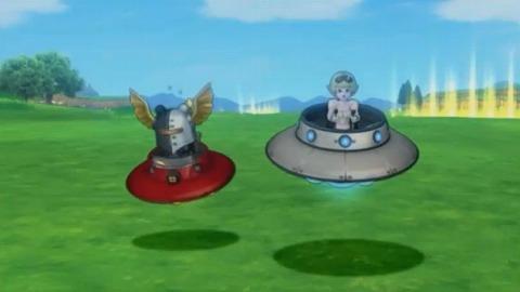 UFOドルボード
