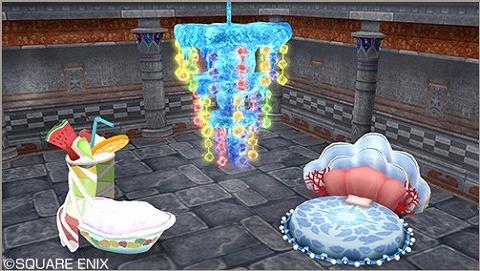 人魚姫のシェルベッド