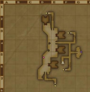 ウルベア地下帝国下層宝箱