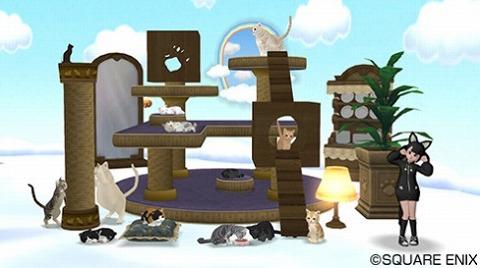ネコ姫の家具