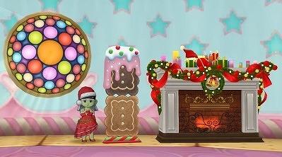 2018年クリスマス家具