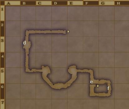 魔瘴調査区画地下2階キラキラデータ