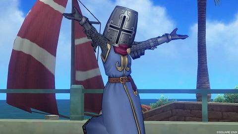 聖騎士のよろいセット