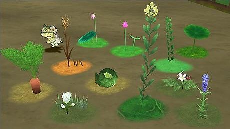 アストルティアの植物セット