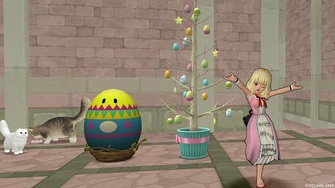モンスターのカラフル卵