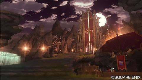 ドラクエ10魔界の門