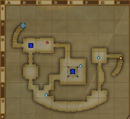 不思議の魔塔1階