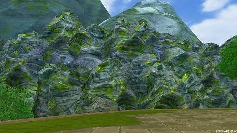 マイタウン普通の岩山