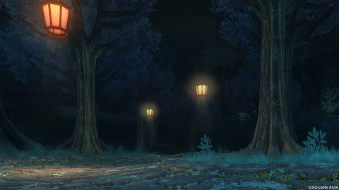 ドラクエ10ベルヴァインの森西