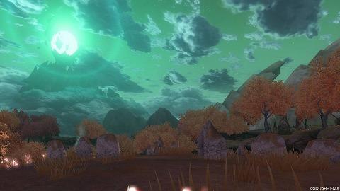ドラクエ10月明かりの谷
