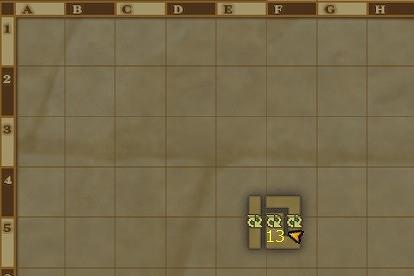 魔の試練第3層小部屋表1