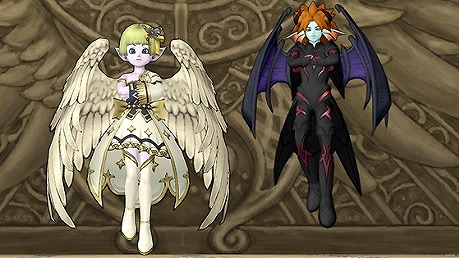 ドラクエ10天使の翼プリズム悪魔の翼プリズム
