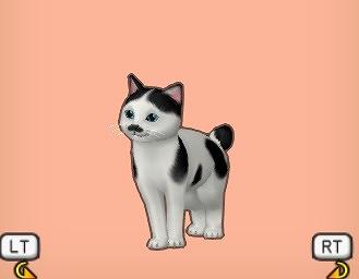 ドラクエ10ブチ猫・双