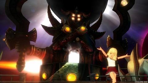 ドラクエ10邪神の宮殿天獄の扉