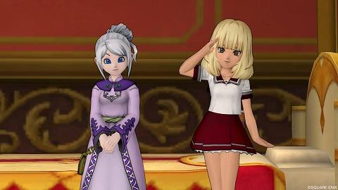ドラクエ10フェリナ姫
