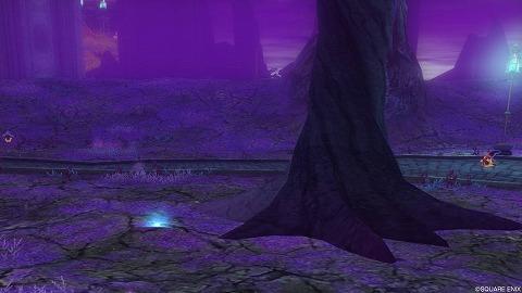 ドラクエ10魔幻都市ゴーラ跡魔紅樹の板
