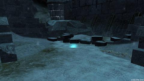 ドラクエ10旧ネクロデア領デモニウム鉱石1