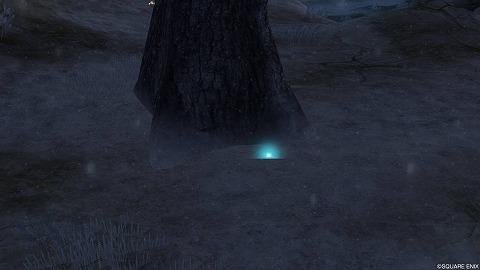 ドラクエ10旧ネクロデア領魔紅樹の板