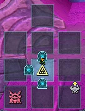 ドラクエ10冒険者ジグロウマップ表示