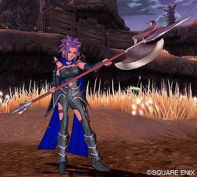 ドラクエ10氷魔王の大矛