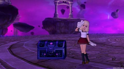 ドラクエ10輝晶獣ゾルゾム宝箱