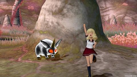 ドラクエ10いっかくウサギ・強