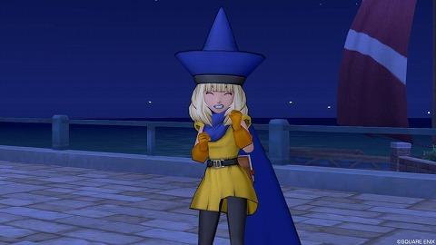 ドラクエ10アリーナの衣装