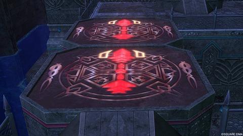 ドラクエ10朽ちた霊廟移動床